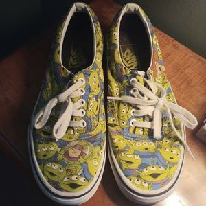 Limited Edition Toy Story Vans (Glow in the Dark)